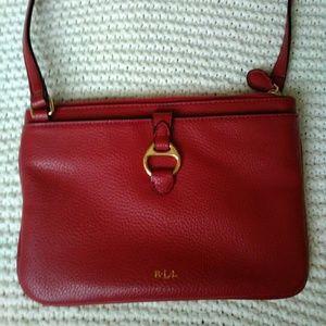 Lauren Ralph Lauren Ansfield II crossbody bag